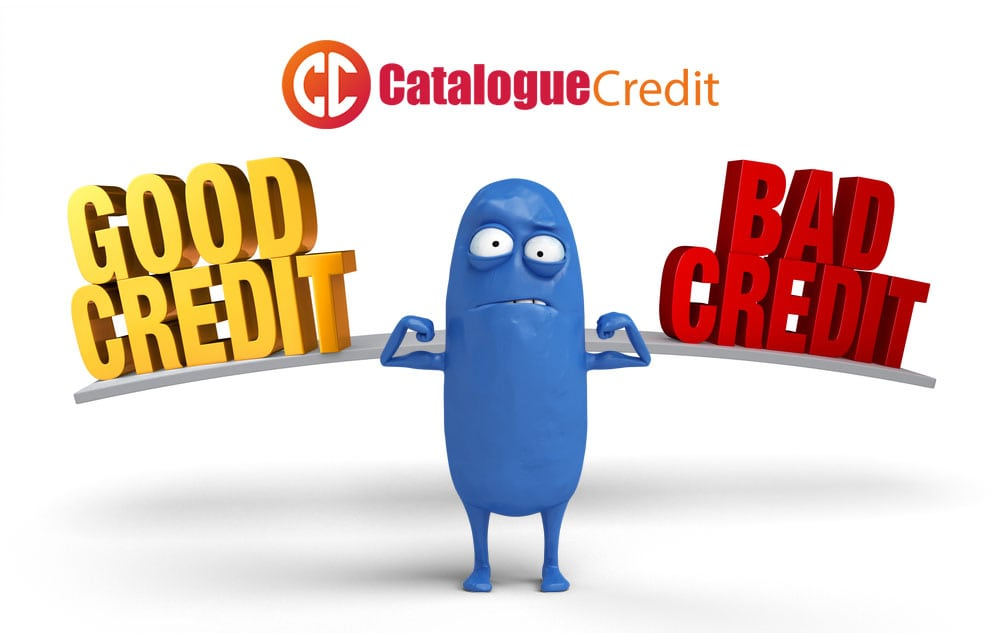 Convenient bad credit catalogues