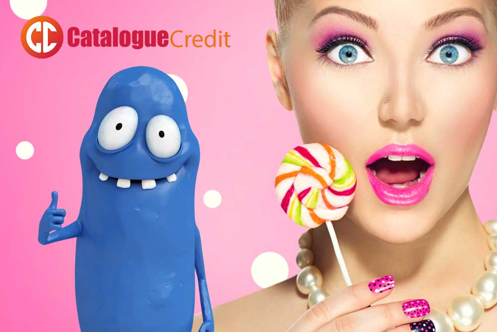 Repair your credit file with an Instant Credit Catalogue