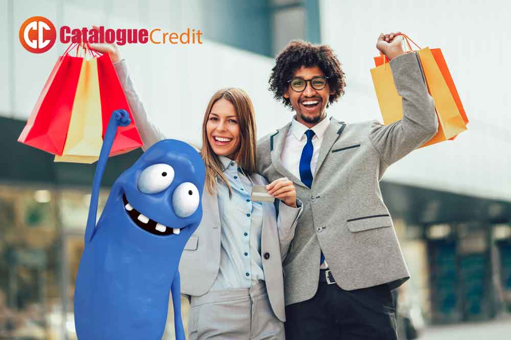 why should you use an Instant Credit Catalogue