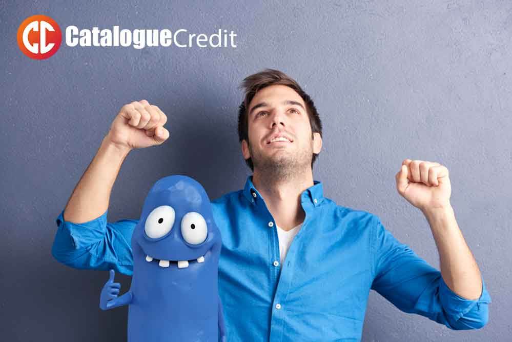 Get your instant catalogue credit today